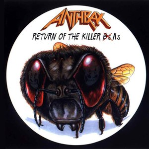 Anthrax альбом Return of the Killer A's