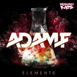 Альбом Adam F Elements