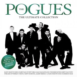 The Pogues альбом The Ultimate Collection