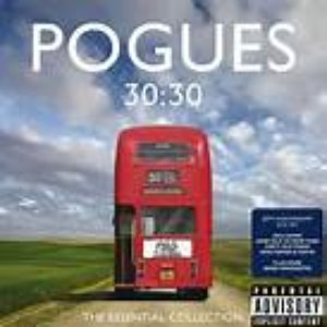 The Pogues альбом 30:30 The Essential Collection