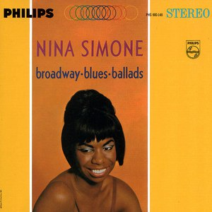 Nina Simone альбом Broadway Blues Ballads