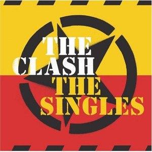 The Clash альбом Singles Box Set