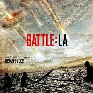 Brian Tyler альбом Battle: Los Angeles