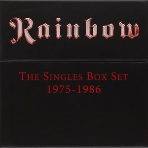Rainbow альбом The Singles Box Set 1975-1986