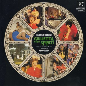 Nino Rota альбом Giulietta Degli Spiriti