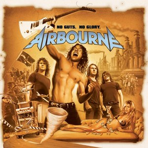 Airbourne альбом No Guts. No Glory [Special Edition]