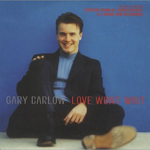 Gary Barlow альбом Love Won't Wait