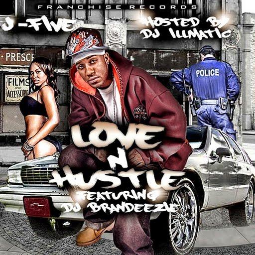 J-Five альбом Love N Hustle