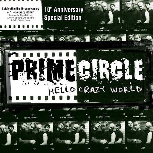 Prime Circle альбом Hello Crazy World -10th Anniversary Special