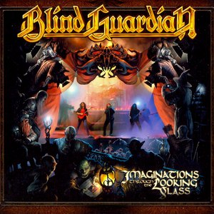 Blind Guardian альбом Imaginations Through the Looking Glass