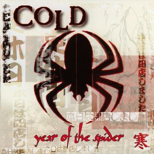 COLD альбом Year Of The Spider (Explicit Version)