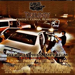 Souls of Mischief альбом Trilogy: Conflict, Climax, Resolution