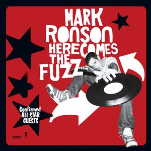 Mark Ronson альбом Here Comes the Fuzz
