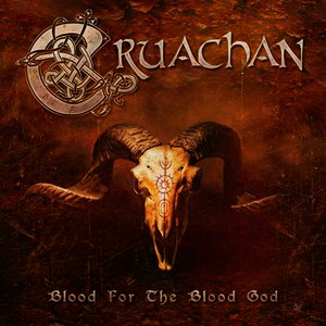 Cruachan альбом Blood For The Blood God