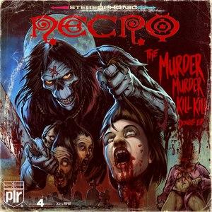 Necro альбом The Murder Murder Kill Kill Double EP