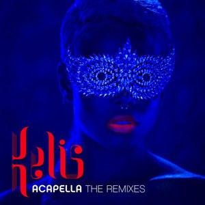 Kelis альбом Acapella - The Remixes