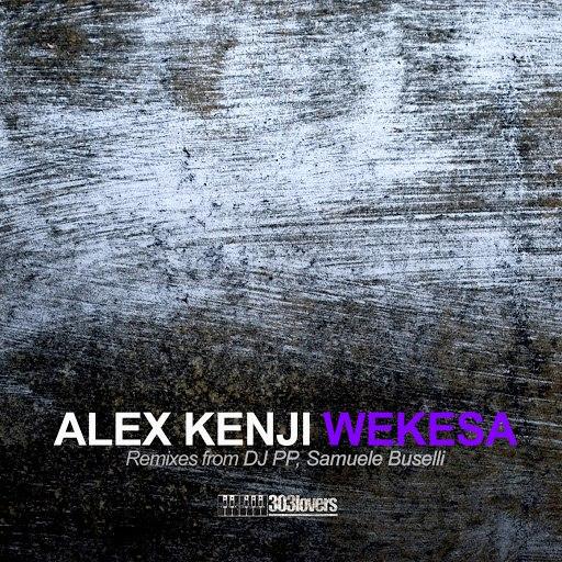 Alex Kenji альбом Wekesa