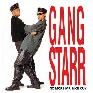 Gang Starr альбом No More Mr. Nice Guy