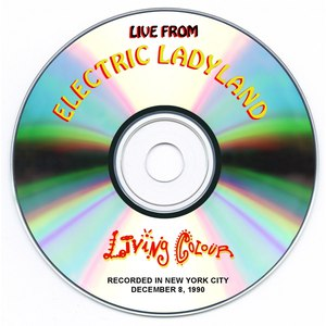 Living Colour альбом Live from Electric Ladyland