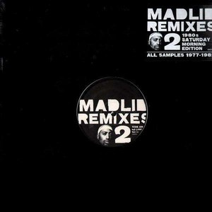 Альбом Madlib Remixes 2