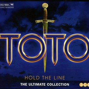 Toto альбом Hold The Line: The Ultimate Toto Collection