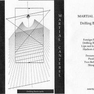 Martial Canterel альбом Drilling Backwards