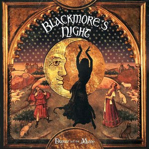 Blackmore's Night альбом Dancer and the Moon