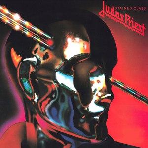Judas Priest альбом Stained Class