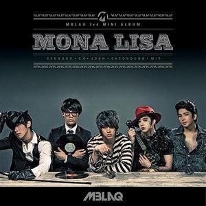 MBLAQ альбом Mona Lisa