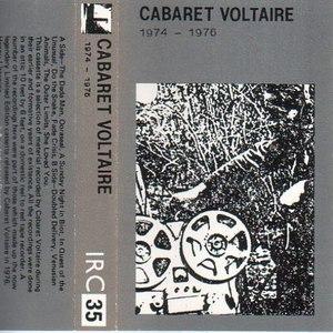 Cabaret Voltaire альбом Cabaret Voltaire 1974-76