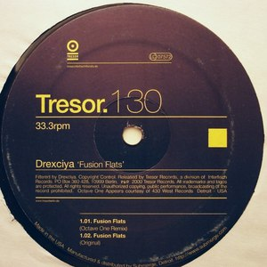 Drexciya альбом Fusion Flats