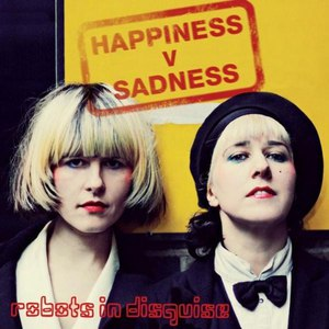 Robots in Disguise альбом Happiness V Sadness