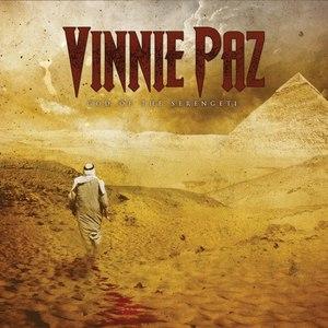 Vinnie Paz альбом God of The Serengeti