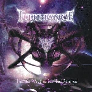 Illidiance альбом Insane Mytheries To Demise