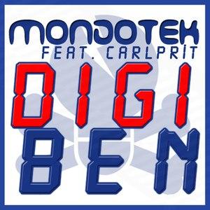 Mondotek альбом Digi Ben (feat. Carlprit)