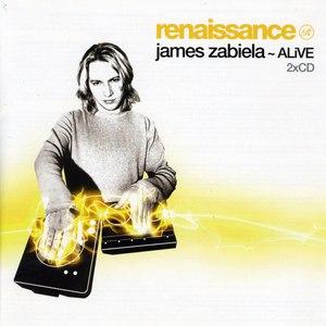 James Zabiela альбом Alive