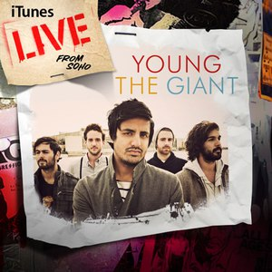 Young The Giant альбом iTunes Live from SoHo