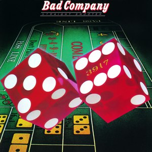 Bad Company альбом Straight Shooter