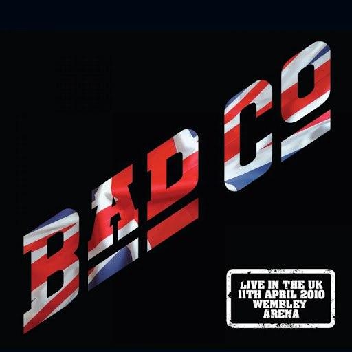 Bad Company альбом Live at Wembley Arena 2010
