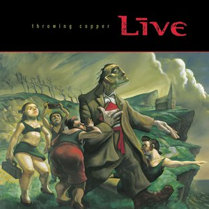 Live альбом Throwing Copper (Demo Tape)