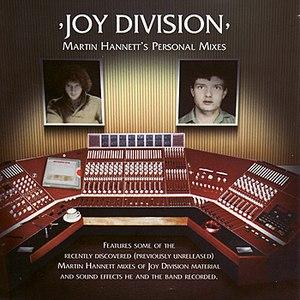 Joy Division альбом Joy Division: Martin Hannett's Personal Mixes