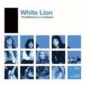 White Lion альбом The Definitive Rock Collection