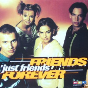 Just Friends альбом FRIENDS FOREVER