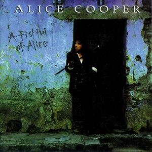 Alice Cooper альбом A Fistful of Alice