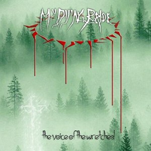 My Dying Bride альбом The Voice of the Wretched