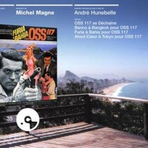 Michel Magne альбом Des Films De André Hunebelle