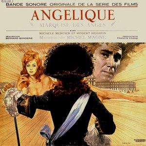 Michel Magne альбом Angelique