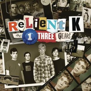 Relient K альбом The First Three Gears (2000-2003)