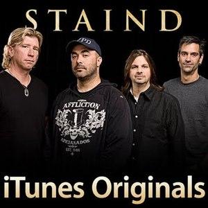 Staind альбом iTunes Originals