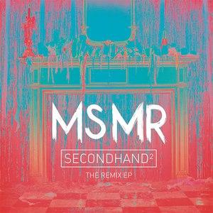 Ms Mr альбом Secondhand ^2: The Remixes